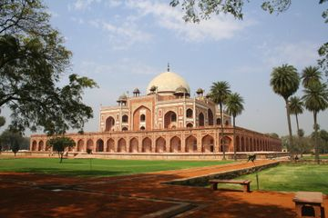 Humájúnova hrobka v Dillí