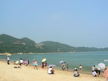 Pláže v Shenzhenu