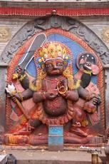 Káthmándú - Durbar Square