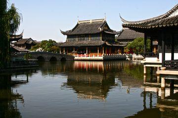 Klášter Dokonalé harmonie v Zhouzhuangu