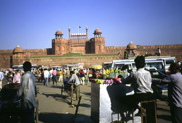 Dillí - Červená pevnost