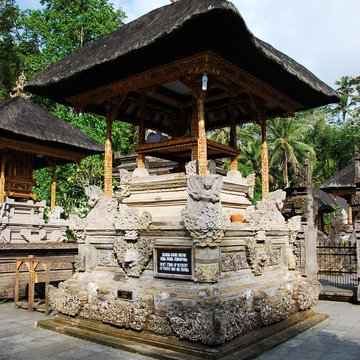 Chrámový pavilon, Bali