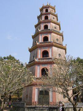 Pagoda Thien Mu, Hue