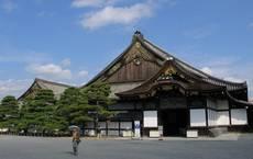 Hrad Nidžó v Kjóto