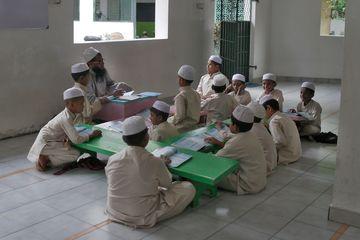Výuka náboženství v mešitě