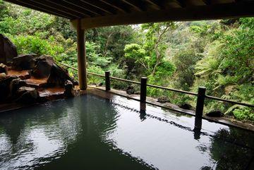 Onsen - japonské lázně s horkými prameny