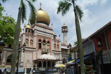 Mešita v mughalském slohu