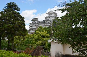 Majestátní hrad Himedži