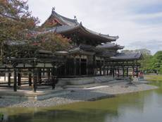 Kjóto - chrám Bjódóin