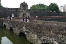Manila – pevnost Intramuros
