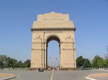 Brána Indie (India Gate), Dillí