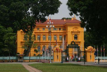 Prezidentský palác, Hanoj