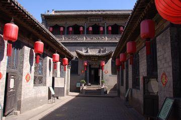 Pingyao – dvůr rodiny Qiao
