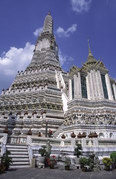 Chrám Wat Arun, Bangkok