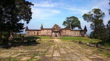 Areál Preah Vihear