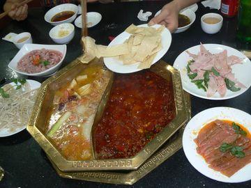 Sichuanský kotlík