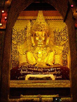 Zlatý Buddha, Mandalaj