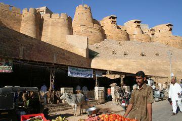 Džajsalmérská pevnost