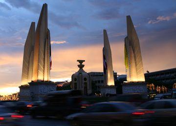 Památník demokracie, Bangkok