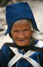 Lijiang – naxijská babička