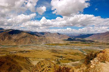 Nedozírná tibetská panoramata