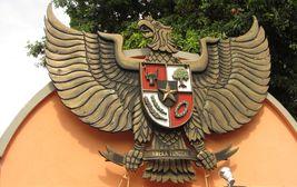 Garuda Pancasila, státní znak Indonésie