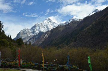 Nejmladší ze Čtyř dívek dorostla do 6250 m