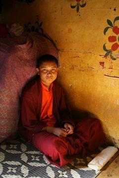 Bhútánský mnich