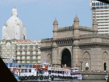 Bombaj - brána do Indie