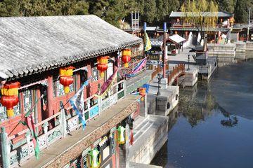 Suzhouská ulička v Letním paláci