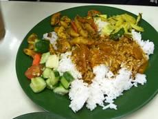 Karí s rýží