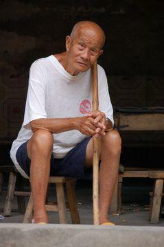 Čínský děda