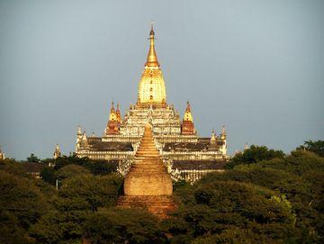 Pagan - pagoda Ananda
