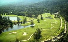 Golf Malajsie Hornbill