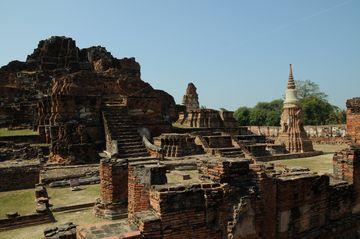Areál Ayutthaya