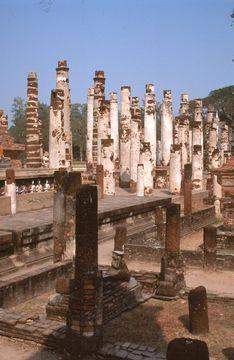 Starý královský palác - Sukothai