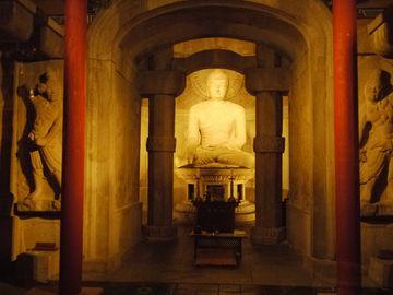 Kjongdžu – jeskyně Sökkuram
