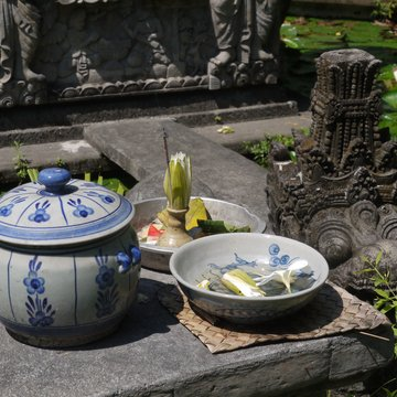 Obětina na Bali