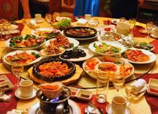 Bohatá čínská večeře