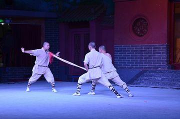 Shaolin – představení bojových umění