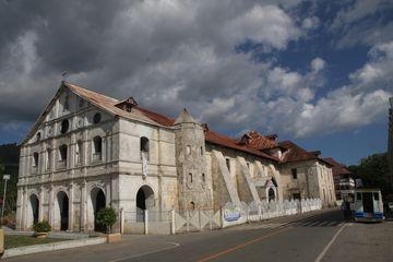 Typický filipínský kostel