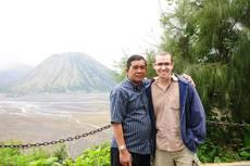 Lubomír Vacek v Indonésii