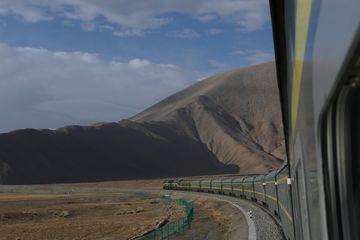 Vlakem do Tibetu