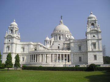 Památní královny Viktorie, Kalkata