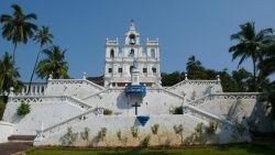 Chrám neposkvrněného početí Panny Marie v Paňdžimu