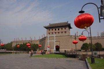 Městské hradby,  Xi'an