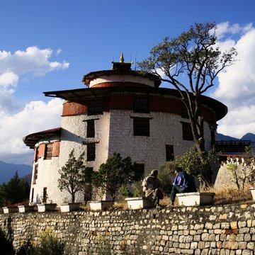 Ta dzong, Paro