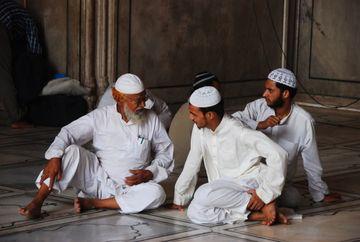 Indičtí muslimové
