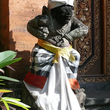 Bůžek Barong, Bali