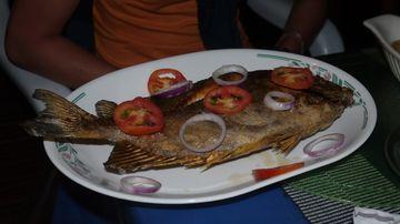 Večeře u pláže
